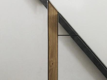 roman levi interieur eiken staal trapkast